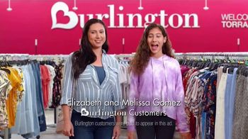 Burlington TV Spot, 'Mother-Daughter Duo Save a Bundle' - Thumbnail 1