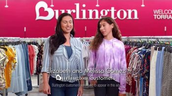 Burlington TV Spot, 'Mother-Daughter Duo Save a Bundle' - Thumbnail 2