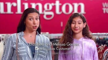 Burlington TV Spot, 'Mother-Daughter Duo Save a Bundle'