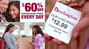 Burlington TV Spot, 'Mother-Daughter Duo Save a Bundle' - Thumbnail 8