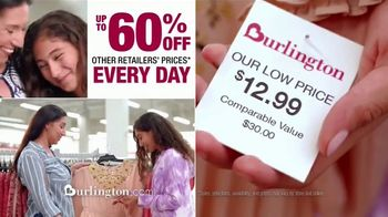 Burlington TV Spot, 'Mother-Daughter Duo Save a Bundle' - Thumbnail 9