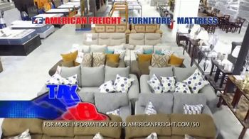 American Freight Spring Into Savings TV Spot, 'Mattress Sets' - Thumbnail 2