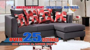 American Freight Spring Into Savings TV Spot, 'Mattress Sets' - Thumbnail 5