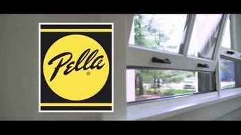 Pella TV Spot, 'Integrated Roll Screen: Installation or Financing' - Thumbnail 1