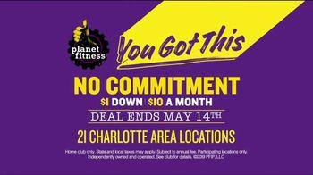 Planet Fitness TV Spot, 'You Got This: Charlotte' - Thumbnail 9