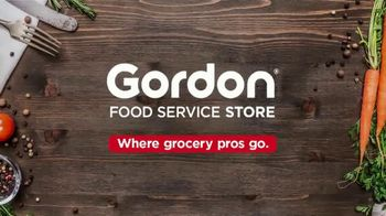 Gordon Food Service Store TV Spot, 'Drumsticks, Breaded Chicken and Ribs' - Thumbnail 9