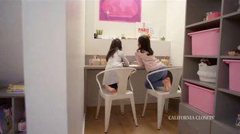 California Closets TV Spot, 'Jeanne's Story' - Thumbnail 5