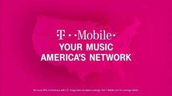 T-Mobile TV Spot, 'Live Nation Shows' Song by The Elwins - Thumbnail 10