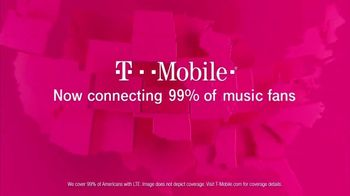 T-Mobile TV Spot, 'Live Nation Shows' Song by The Elwins - Thumbnail 9