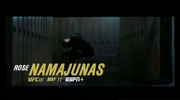 ESPN+ TV Spot, 'UFC 237: Namajunas vs. Andrade' - Thumbnail 1