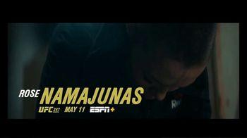 ESPN+ TV Spot, 'UFC 237: Namajunas vs. Andrade' - Thumbnail 2