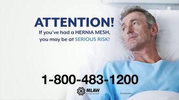 Meyer Law Firm TV Spot, 'Hernia Mesh Risks' - Thumbnail 2