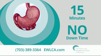 Endoscopic Weight Loss Center of America TV Spot, 'Start Today' - Thumbnail 4