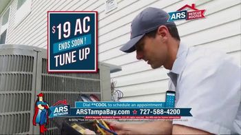 ARS Rescue Rooter TV Spot, 'Ends Soon: Annual Tune Up' - Thumbnail 3