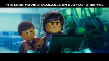 The LEGO Movie 2: The Second Part Home Entertainment TV Spot