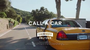 Smirnoff Seltzer TV Spot, 'Taxi's Here' Song by Sofi Tukker - Thumbnail 10