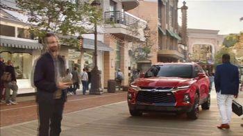 2019 Chevrolet Blazer TV Spot, 'Speaks for Itself' [T1] - Thumbnail 10