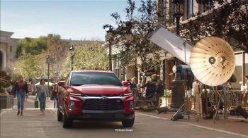 2019 Chevrolet Blazer TV Spot, 'Speaks for Itself' [T1] - Thumbnail 2