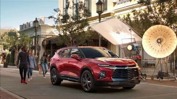 2019 Chevrolet Blazer TV Spot, \'Speaks for Itself\' [T1]