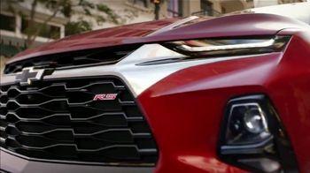 2019 Chevrolet Blazer TV Spot, 'Speaks for Itself' [T1] - Thumbnail 4