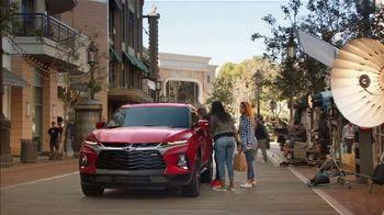 2019 Chevrolet Blazer TV Spot, 'Speaks for Itself' [T1] - Thumbnail 5