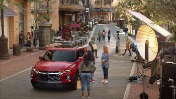 2019 Chevrolet Blazer TV Spot, 'Speaks for Itself' [T1] - Thumbnail 8
