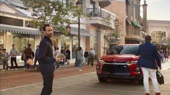 2019 Chevrolet Blazer TV Spot, 'Speaks for Itself' [T1] - Thumbnail 9