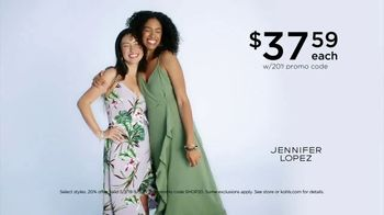 Kohl's Super Saturday TV Spot, 'Friends and Family: Dresses, Jewelry and Towels' - Thumbnail 4