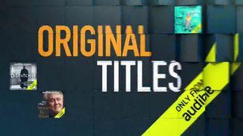 Audible Originals TV Spot, 'Made to Be Heard' - Thumbnail 4