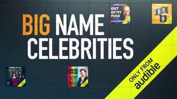 Audible Originals TV Spot, 'Made to Be Heard' - Thumbnail 5