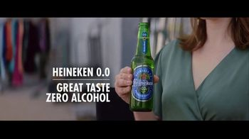 Heineken 0.0 TV Spot, 'Now You Can: Backstage' Song by The Isley Brothers - Thumbnail 6