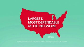 Total Wireless Unlimited Mega Plan TV Spot, 'Set Your Smartphone Free' - Thumbnail 5