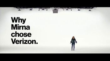 VerizonUP TV Spot, 'Why Mirna Chose Verizon: Free Phone' - 1396 commercial airings