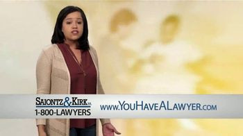 Saiontz & Kirk, P.A. TV Spot, 'Medical Mistake' - Thumbnail 1