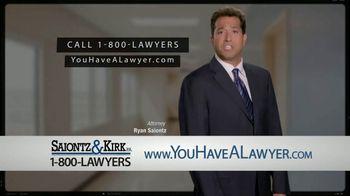 Saiontz & Kirk, P.A. TV Spot, 'Medical Mistake' - Thumbnail 6