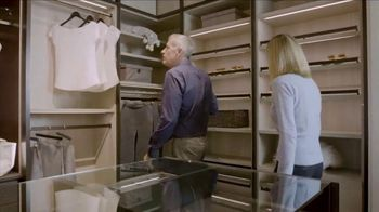 California Closets Finish Upgrade Event TV Spot, 'Exciting Colors and Accessories' - Thumbnail 6