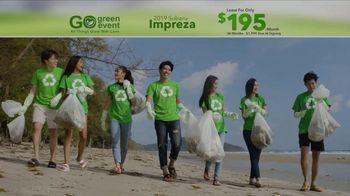 Subaru Go Green Event TV Spot, 'Impreza: Zero-Land Fill' [T2] - Thumbnail 1
