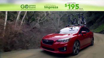 Subaru Go Green Event TV Spot, 'Impreza: Zero-Land Fill' [T2] - Thumbnail 7