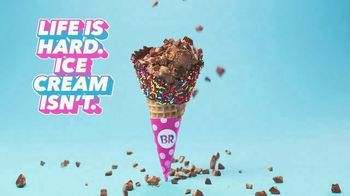 Baskin-Robbins Ice Cream TV Spot, 'Being a Teenager Is Hard. Baskin-Robbins Ice Cream Isn't.' - Thumbnail 6