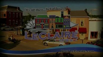 LeClaire, Iowa TV Spot, 'Spend the Day' - Thumbnail 1