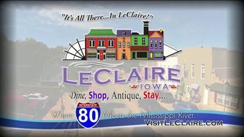 LeClaire, Iowa TV Spot, 'Spend the Day' - Thumbnail 10