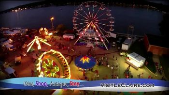 LeClaire, Iowa TV Spot, 'Spend the Day' - Thumbnail 6
