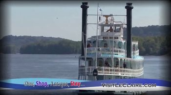 LeClaire, Iowa TV Spot, 'Spend the Day' - Thumbnail 7