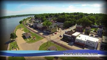 LeClaire, Iowa TV Spot, 'Spend the Day' - Thumbnail 8