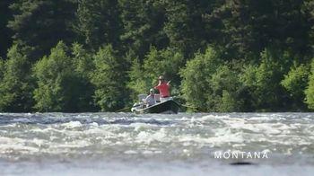 Visit Montana TV Spot, 'Fishing' Song by Old Man Canyon - Thumbnail 2