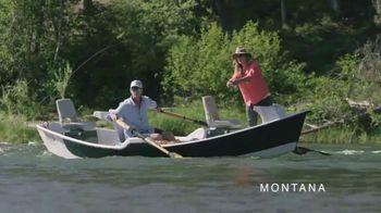 Visit Montana TV Spot, 'Fishing' Song by Old Man Canyon - Thumbnail 3