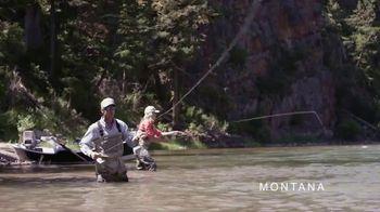 Visit Montana TV Spot, 'Fishing' Song by Old Man Canyon - Thumbnail 5