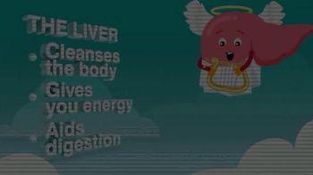 Liverite Liver Aid TV Spot, 'Your Guardian Angel' - Thumbnail 1