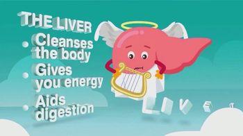 Liverite Liver Aid TV Spot, 'Your Guardian Angel' - Thumbnail 2