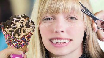 Baskin-Robbins TV Spot, 'Bad Haircuts Are Hard. Baskin-Robbins Ice Cream Isn't' - Thumbnail 6